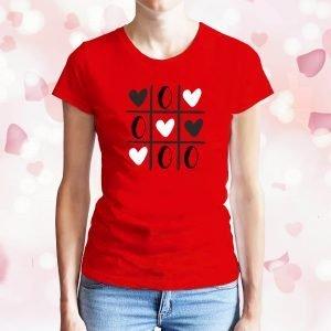 chica tres en raya san camiseta roja