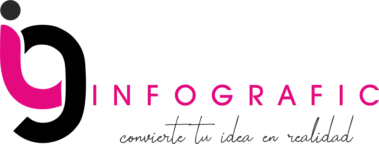 logo infografic horizontal