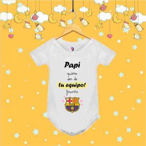 papa quiero ser de tu equipo favorito (barcelona)
