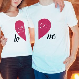 pareja corazon love